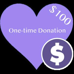 Only Jenesis Fans 100 Donation